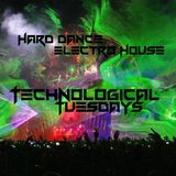 Hard Dance & Electro House MIx (Technological Tuesdays #3)