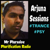 Arjuna Sessions 25 (24 FEBRUARY 2018) 1hr of TRANCE MUSIC