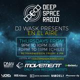 Dj Wask en el aire Presents Special Movement Detroit Festival 2018   Deep Space Radio Show
