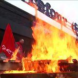 Un autre son de cloche - Carrefour, comme un air de révolte...