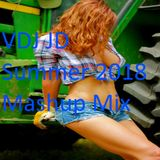 VDJ JD Summer 2018 Mashup Mix