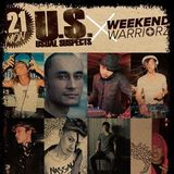 Stephane K Live @ Warehouse (US The Last Scene Ft Weekend Warriorz) Jan 21st 2013