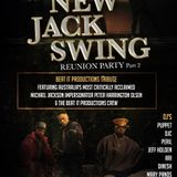 New Jack Swing Reunion Part 2-March 11 @ Jacksons Promo Mix-Dj Puppet
