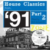 House Classics from '91 Part 2