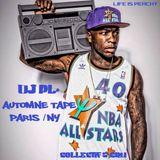 Automne Tape  Paris / New York