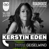 Kerstin Eden @ Roadhouse Festival 2019 (Bunker)