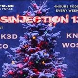 Pico live @ Bassinjection on Cuebase.FM (20.12.2016)