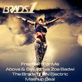 Freefallin For Me (Above & Beyond vs Zoe Badwi) The Brads1 TXN Electric Mashup Deal