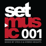 Sted-E & Hybrid Heights Set Music Radio Episode 001