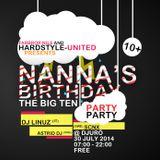 Nanna's Hardstyle Birthday Mix