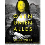 Clark Davis ObenUntenAlles @ Ue&G 12.1.13 opening set