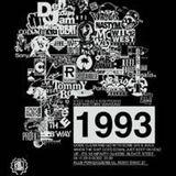 1993 RAP HISTORY WARSAW MIXTAPE by Kebs
