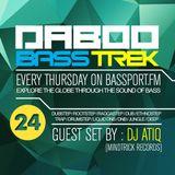 BASS TREK E24 with DJ Daboo on bassport.FM
