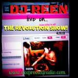 Live on 'THE REVOLUTION SHOW'