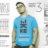 "KE - Live @ ""A Night With KE"" At The Chvch of John (Edmonton) Part 2"