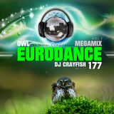 TWC 177 (2014) DJ Crayfish MIX 115 (OWL EURODANCE MEGAMIX VOL.1)