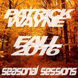 SEASONAL SESSION FALL 2016