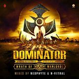 Dominator 2018 - Wrath Of Warlords mixed by N-Vitral