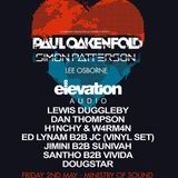 JC B2B Ed Lynam Live @ Elevation Audio 02.05.14