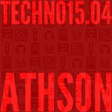 Techno 15.04 mixed by Athson