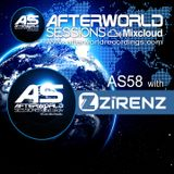 Afterworld Sessions - 58 With Zirenz