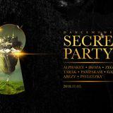 2018 11 03 Secret Party