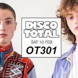 DJ set @ Disco Total Amsterdam Feb 10 2018