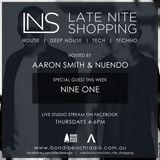LNS: Aaron Smith & Nuendo w/ Nine One 15th Dec 2016