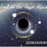 alone in the huge black