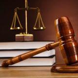 El mazo del Juez