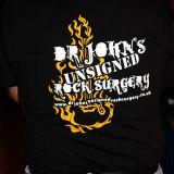 Dr Johns Unsigned Roc k Surgery    SUNDAYS 15/02/15 SHOW
