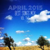 COLUMBUS BEST OF APRIL 2015 MIX- VOL. TWO