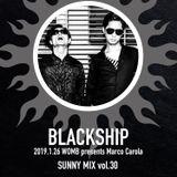 SUNNY MIX Vol.30 - BLACKSHIP