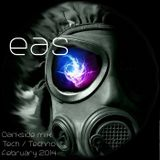EAS // Darkside mix // February 2014 // Tech / Techno