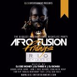 DJ DEE MONEY LIVE AT RIO AFROFUSION - 10-14