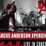 SAXOPHONIST MARCUS ANDERSON