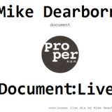Mike Dearborn - Document: Proper NYC Mix