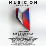 Miss Kittin live from Music On Festival 2018 _ Amsterdam