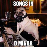 Songs In D Minor