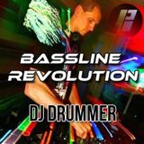 Bassline Revolution #63 - DJ Drummer guest mix - 05.06.15