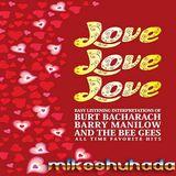 Love Love Love Easy Listening Acoustic Cover...d-_-b