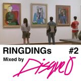 RINGDINGs 2 mixed by DisqueO