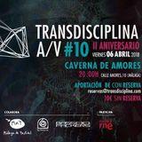 Live at Transdisciplina (06/04/2018