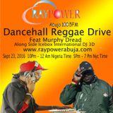 No Talking  Just Icebox International DJ 3D Kolaiah Bey Live @ Raypower Radio Reggae Drive Show