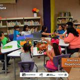 La Hora del Recreo 4 2017 Mi recorrido en mi Biblioteca con Leticia Coliriu y Justina Pacheco