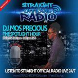 #TheSpotlightHour- B.Bandz Interview Ft Mix by DJ AK (OHIO)