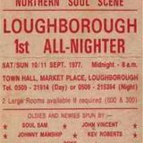 Loughborough Town Hall All-Nighter Late 70's