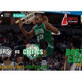 16: Celtics v San Antonio Spurs   2016-17 NBA Regular Season   ESPN NH