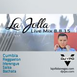 La Jolla Mix 46 Minutes 8-8-2015 DJVPO