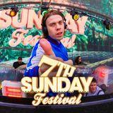 Live set Bingo Players @ 7th Sunday Festival
